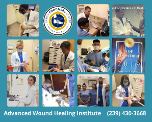 advanced wound healing institute doctors